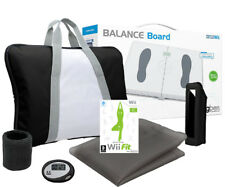 WII FIT- Balance Board weiss + Wii Fit Spiel + Training Pack (farbig sortiert)