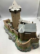 """Kibri 39010 H0""""Burg Falkenstein"""" Fertig gebaut gebraucht guter Zustand"""