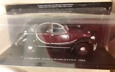 Citroen 2cv6 Charleston(1982) Salvat 1:24