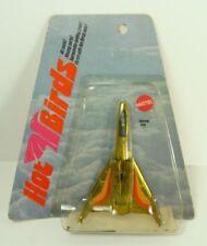 Vintage Hot Wheels 1971 Hot Birds Maching Bird Airplane Redline Era On Card
