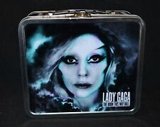 Lady Gaga Born This Way Tour Tin LunchBox 2012
