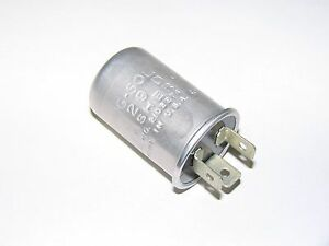Turn Signal Flasher Relay 6 Volt 1940 LaSalle NEW Old Stock Tung-Sol NOS