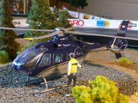 Hubschrauber RED-BULL für Carrera Servo 132 140 DIGITAL TOP DEKO           25983