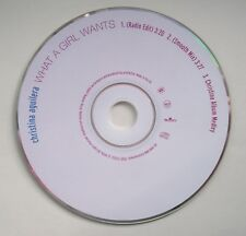 Christina Aguilera - What A Girl Wants CD Single