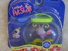 Littlest Pet Shop Hasbro BUTTERFLY w/BUGJAR & Caterpillar lot #93 RARE *NIB 2005