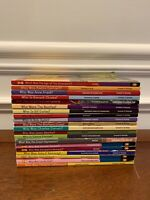 Lot of 20 ~ Who Was, Who Is, What Was ~ Children Biography Book Set ~ L1