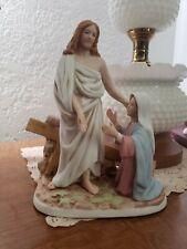 Homco 1991 Resurrection Mom Greatest Story Ever Told Jesus Figurine