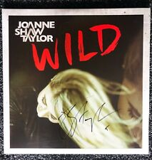Joanne Shaw Taylor Wild Deluxe Vinyl Signed Double LP