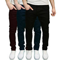 Arrested Development Mens Designer Branded Skinny Fit Tapered Leg Jeans, BNWT