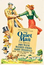 64882 THE QUIET MAN Wall Print POSTER Affiche