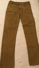 Mossimo Boys skinny leg dress Tan pants size 8