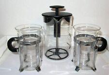 Bodum / Latteo / Milchschäumer / Milchaufschäumer / 2 Gläser /