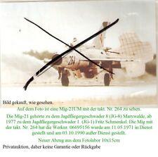 26c. Mig-21UM der NVA  JG-8