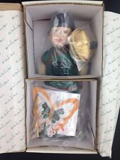 Danbury Mint Collectible Porcelain Baby Doll Mao Mao Angels Of The Orient Hsieh