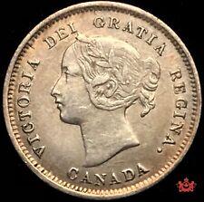 1872 Canada 5 cents - EF - Lot#1521P
