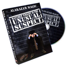Matthew Wright The Unusual Suspect Magic DVD
