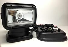 MARINE BOAT PORTABLE WIRELESS REMOTE HALOGEN WORK SPOT LIGHT WATER RESISTANT