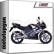 MIVV FULL SYSTEM EXHAUST HOMKAT XCONE HONDA CBR 125 R 2007 07 2008 08 2009 09