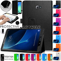 "Magnetic Leather Smart Stand Case Cover For Samsung Galaxy Tab A6 7"" T280/ T285"