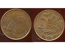 BRESIL  5 centavos  2009   ( bis )