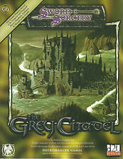 G6: The Grey Citadel, D&D 3.0, Necromancer Games, As New