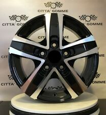 "4 Alloy Wheels Fiat Ducato Light Camper Mens 15 "" New Offer Super New Crop Top"