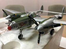 Armour/Franklin Mint 1:48 Lockheed P38J USAAF Lightning Little Buckaroo B11E379