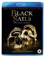 Black Sails: Season 4 [Blu-ray] [DVD][Region 2]