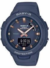 CASIO BABY-G BSA-B100-2AJF G-SQUAD Steptracker Bluetooth Ladies BSA-B100-2A