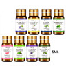 5ml Aromatherapy Essential Oil Natural Pure SPA Massage Essential Oil Fragrances