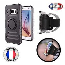Coque de Protection Noir Anti-Choc Brassard Sport pour Samsung Galaxy S7 Edge