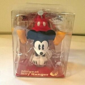 Mickey Mouse Mascota Imán Cuelgallaves Soporte Disney De Japón
