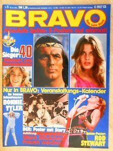 Bravo 5/1978 Bonnie Tyler, Status Quo, Bay City Rollers  - TOP