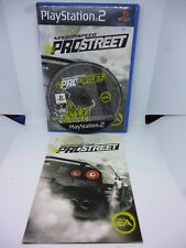 NFS Prostreet (Sony PlayStation 2, 2007) - European Version Need for Speed Pro