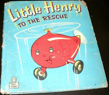 LITTLE HENRY TO THE RESCUE by ELEANOR GRAHAM 1945 HC