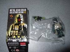 "Medicom Metal Gear Solid #2 Kubrick ""Old Snake"" MGS4 Octocam Facemask"