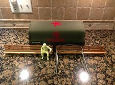 Marx Tonka  Military Truck' Benches set of 2