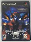 HIDEO KOJIMA SIGNED ZONE OF THE ENDERS THE 2ND RUNNER PS2 PSA/DNA COA