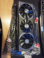 Sapphire AMD RX VEGA 64 Nitro+ 8GB HBM2 Dual HDMI Dual DP Graphics Card