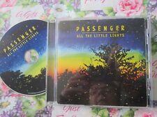 Passenger  – All The Little Lights Label: Nettwerk – 0 6700 30965 CD Album