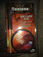 Flextone Show Stopper Glass Wood Striker Free Ship!