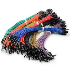 40pcs×20cm female to male Dupont Dupont Wire Color Jumper Cable For Arduino