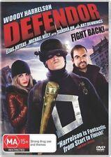 DEFENDOR - FIGHT BACK - Woody Harrelson - (DVD, 2010) # 0397