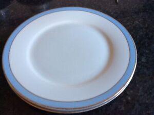 Royal Doulton Regency Gold Dinner Plates (2)