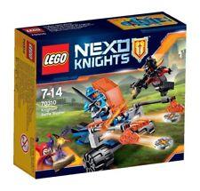 Lego nexo caballeros 70310 - Knighton lanzador de disco