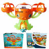 Octonauts Octopod Tunip Playset Action Figures Kids Exercise Educational Toy Set