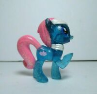 "My Little Pony FiM Blind Bag Wave 10 2"" Transparent Glitter Lotus Blossom Figure"