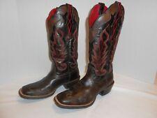Ariat Cabellera Women's 6.5B Antique Espresso Western Cowboy Boots 10012803
