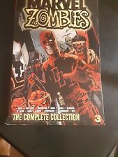 MARVEL ZOMBIES: COMPLETE  COLLECTION VOL. 3   ISBN # 9780785188995