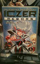 Iczer - Reborn - Ultra Rare OOP OVA - Anime DVD - U.S. Manga 2003